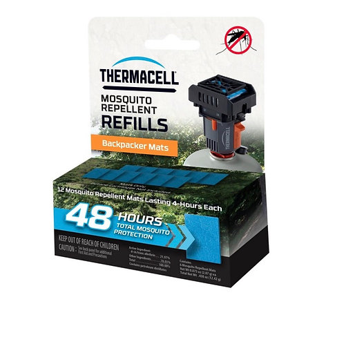 Thermacell 驅蟲片補充裝 (48小時)
