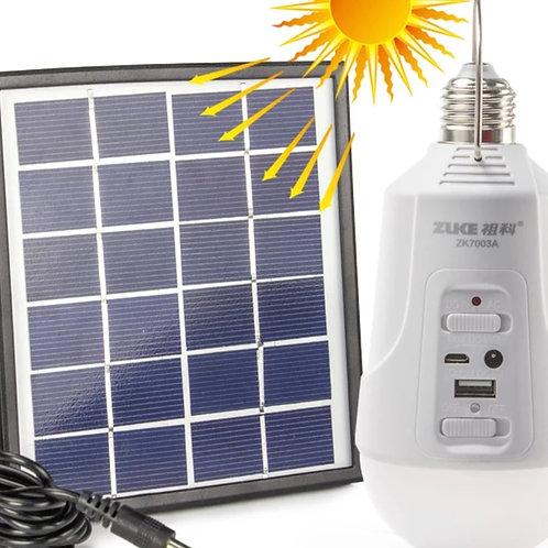 出租 - 太陽能露營燈 $30