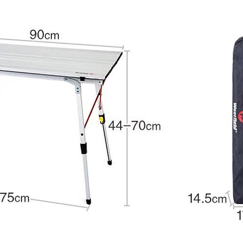 出租 - 鋁合金摺疊餐桌 $70
