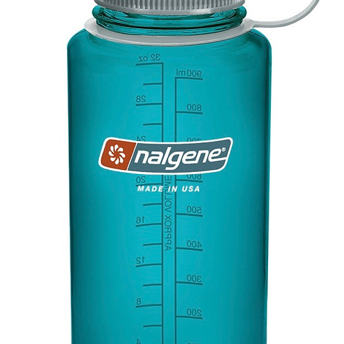 Nalgene Triton Wide Mouth Bottle (32fl oz, Trout Green)