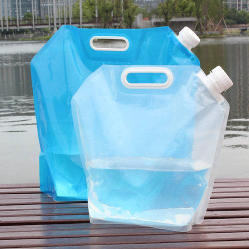 透明手提水袋(10L)