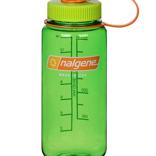 Nalgene Triton Wide Mouth Bottle (16 fl oz, Melon Ball)