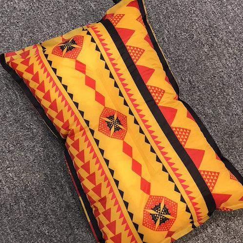 充氣枕(黃,藍色)