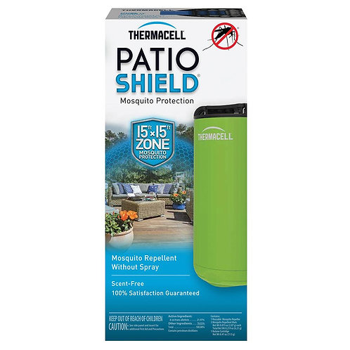 Thermacell Patio Shield 便攜驅蚊器