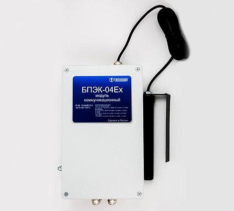 Автономный коммуникационный модуль БПЭК-04Ех