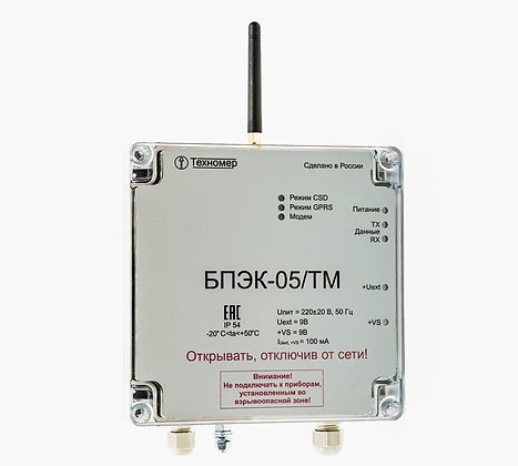 Коммуникационный модуль БПЭК-03/Т