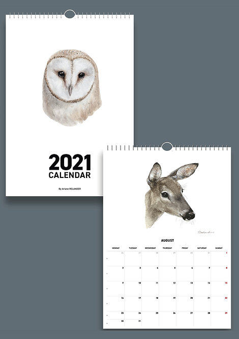 2021 calendar (-30%)