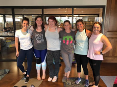 Yoga/Barre at Old Dominick's