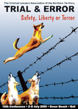 2001 Safety, Liberty or Terror