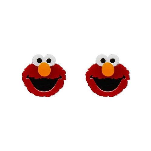 Elmo Earrings
