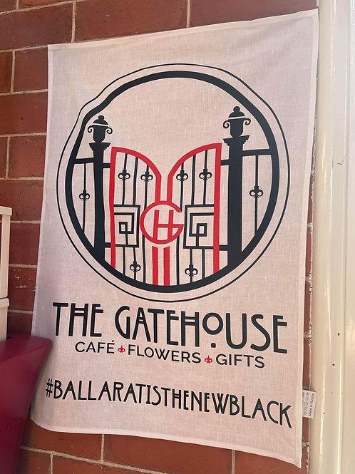 The Gatehouse Teatowel