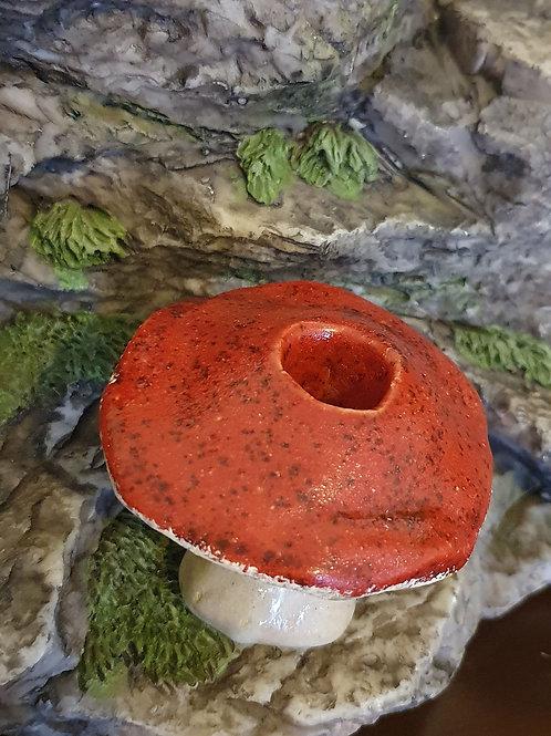 Mushroom Bud Vase 6cm