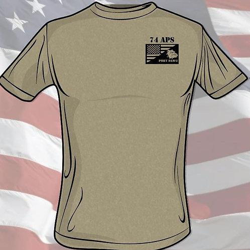 74APS Coyote Brown Shirt ($10-$15)