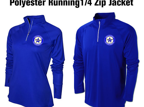 1/4 ZipJacket Royal