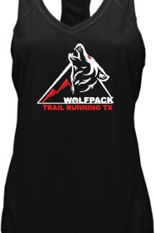 Wolfpack Trail Singlet