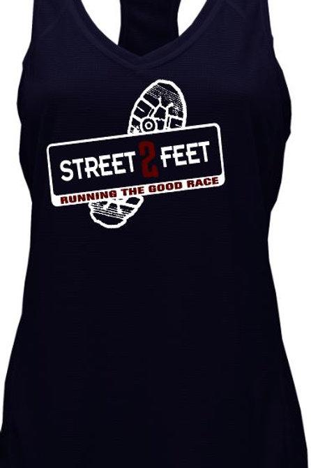 Street2Feet Running Singlets