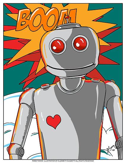 Robot Boom!