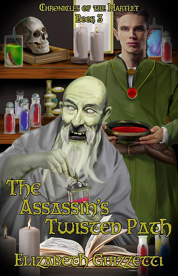 The Assassin's Twisted Path