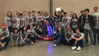 THE ROBOCATS TAKE ON THE DALLAS FRC REGIONAL!