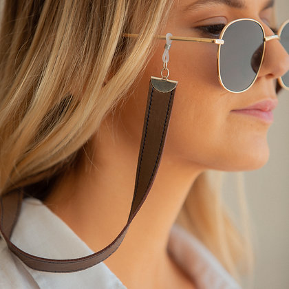 Brookside Straps, Brown