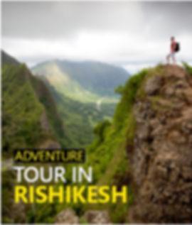 Book Best Adventure tours in Rishikesh - The Hills Adventure