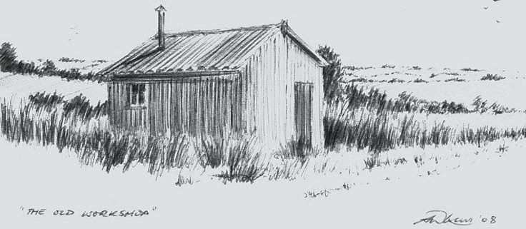 The old workshop sketch