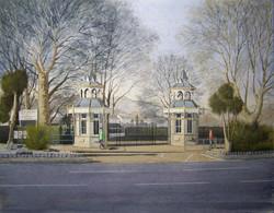 "2 The Recreation Ground Gates """