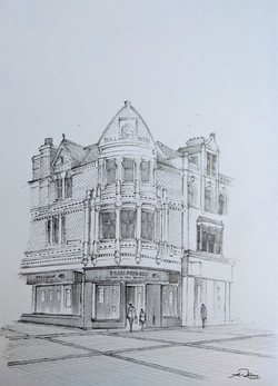 The Old Bull Hotel, Reading