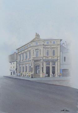 The Old Bank, Torquay, England