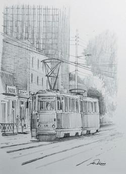Chetvyorka, Tram No. 4..
