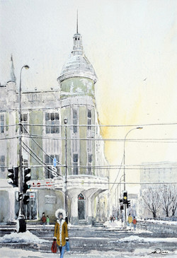 """ Krasnodar Winter """
