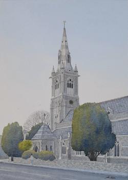 """"""" All Saints Church """""""
