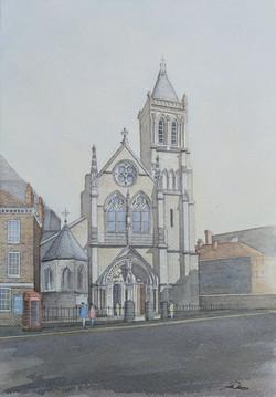 The York Oratory, England.