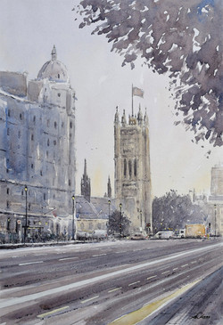 """ Toward Parliament Square """