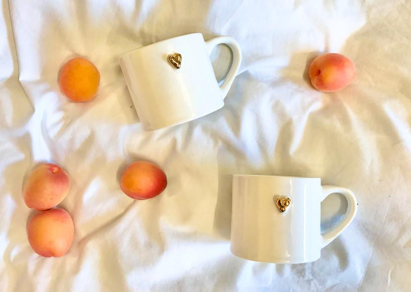 Single Heart Cup