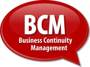 """Interview with Andy Tomkinson              Part 1: """"The real value of Business continuity"""""""