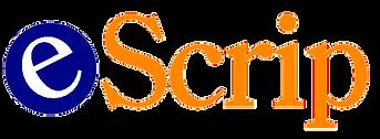 E Scrip logo
