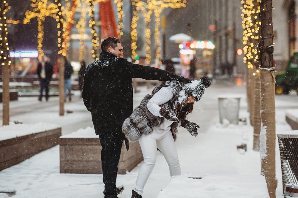 photos of couples new york