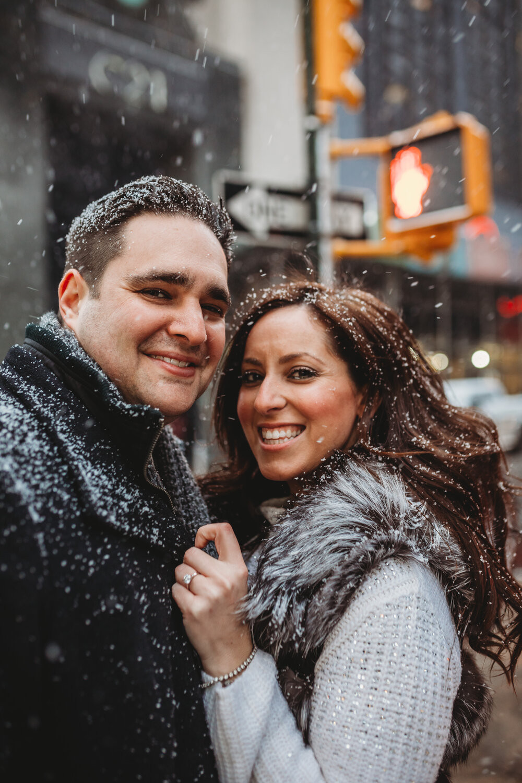 couple photoshoot in nyc