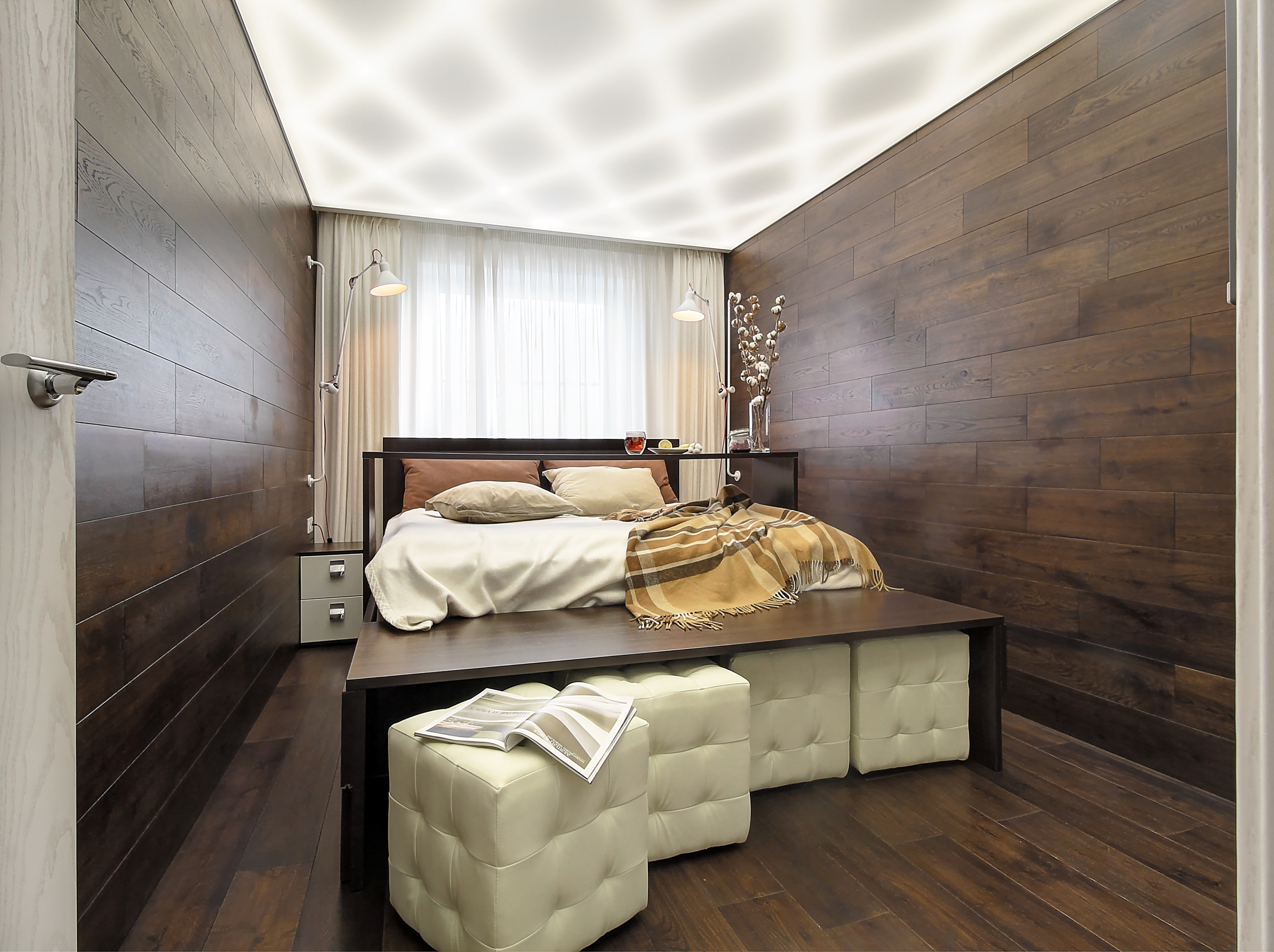 Конкретная спальня