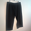 Thumbnail: Size 3X Rainbow Hologram Gemstone Crop pant Lounge Wear