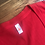Thumbnail: Size XL Red Art to Wear screen printed Tshirt with star bursting genstones