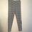 Thumbnail: Size XS Navy Striped Streatch Pants Art to Wear