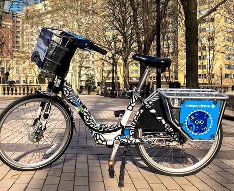 Urban Zebra Bike- CandyCoated Better Bike Share
