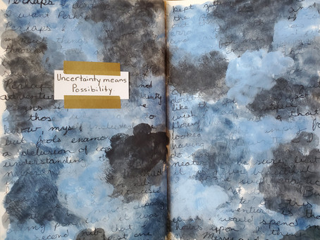 Err...What Exactly is Art Journaling?