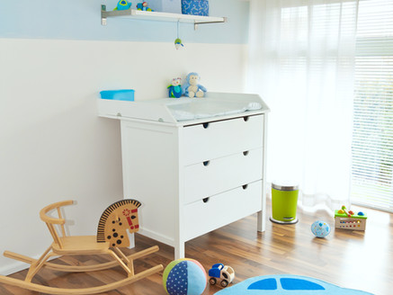 Décoration de la chambre bébé : les outils indispensable