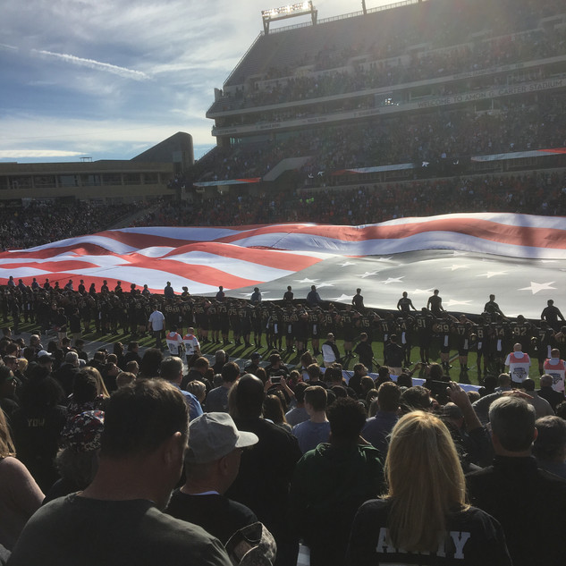 Armed Forces Bowl 2019