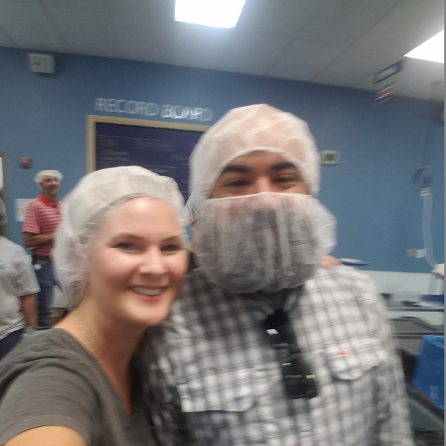 The greatest hairnet