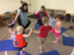 Brighton Montessori Toddler Program