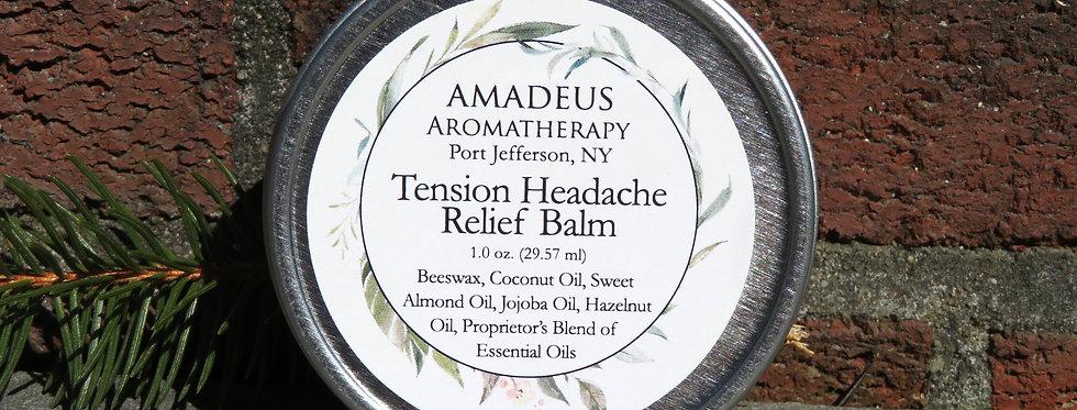 Tension Headache Relief Balm